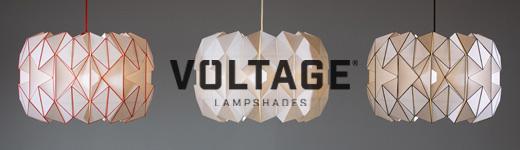 Voltage Lampshades